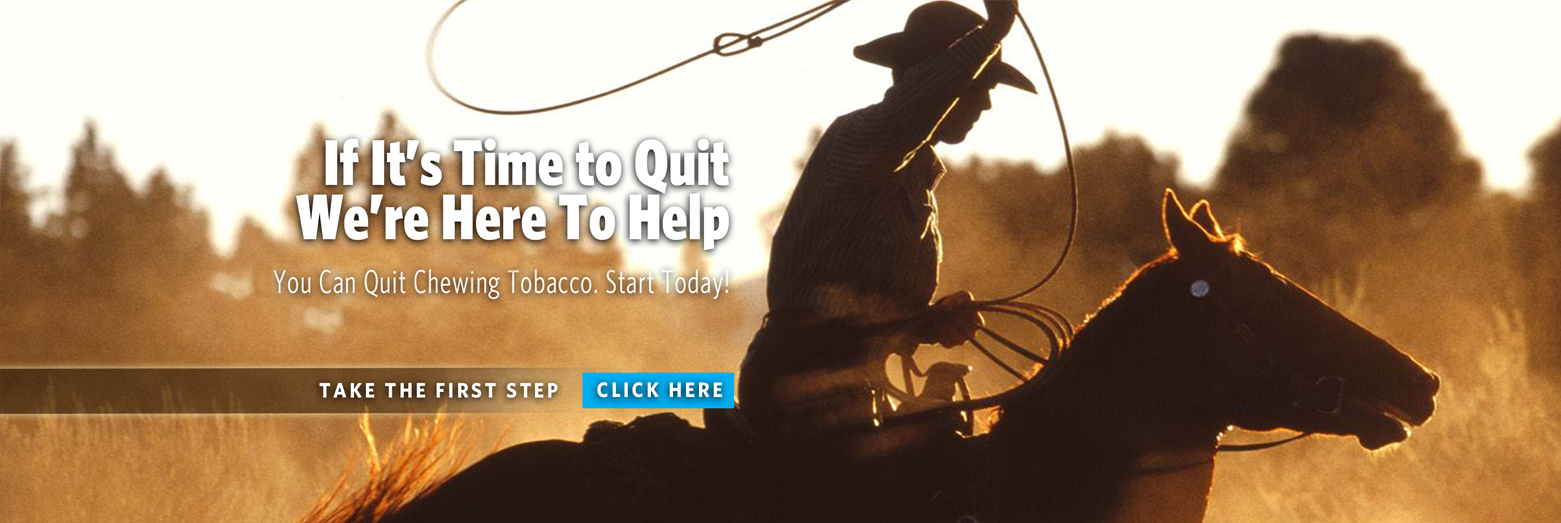 If It's Time to Quit We're Here to Help