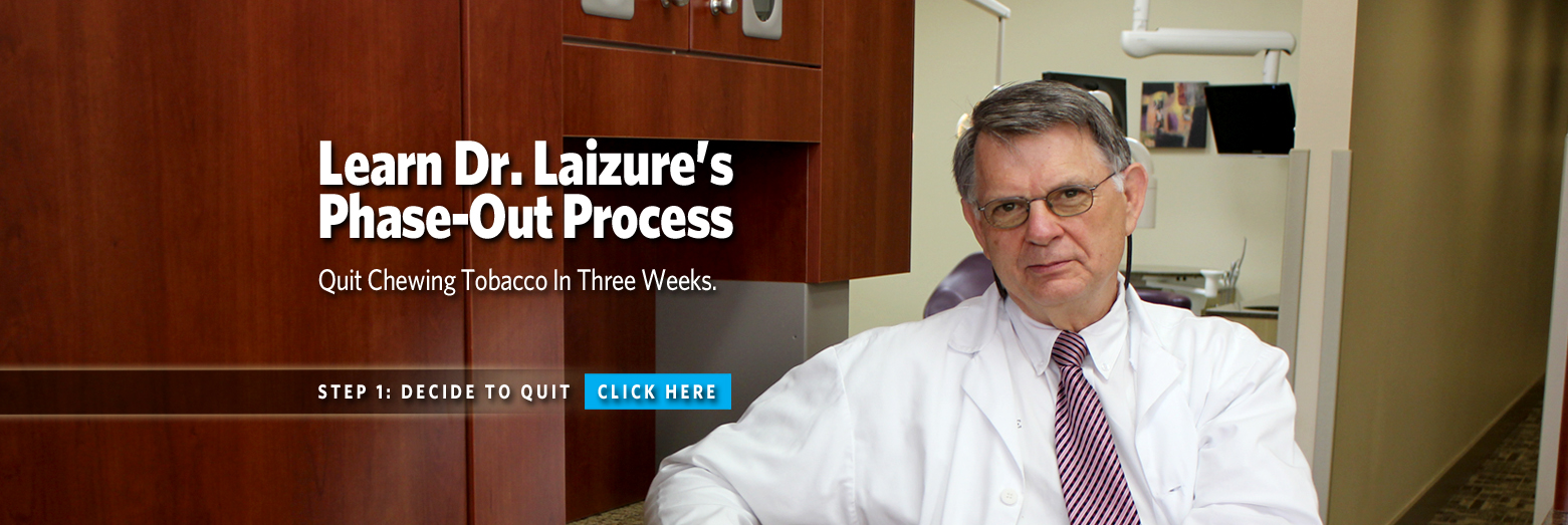 Dr. Laizure Banner Phase-Out Process