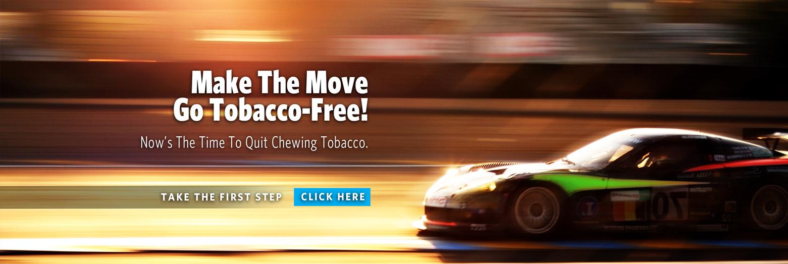 Make the Move to Go Tobacco Free