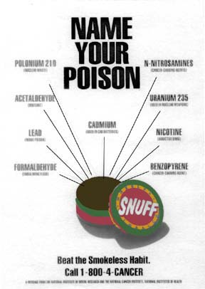 the negative effects of chewing tobacco Effects of chewing tobacco the effects of chewing tobacco are much more far-reaching and devastating than you may realize i'm not just talking about how it's bad for your health—that's just one of the many negative aspects of dipping.